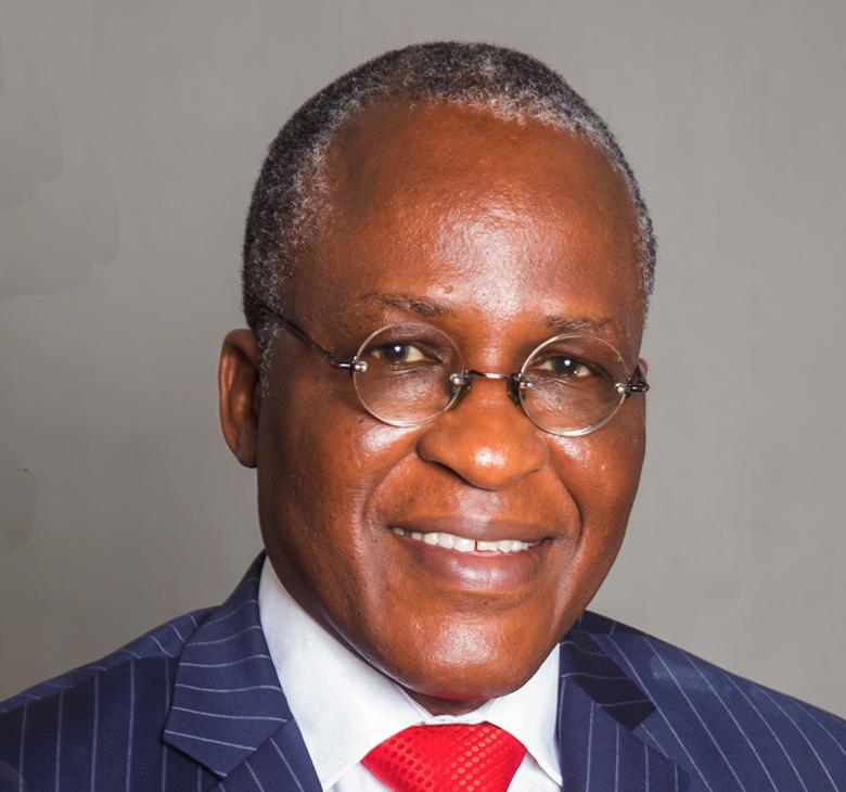 Toyin Ayinde - 1st National Vice President
