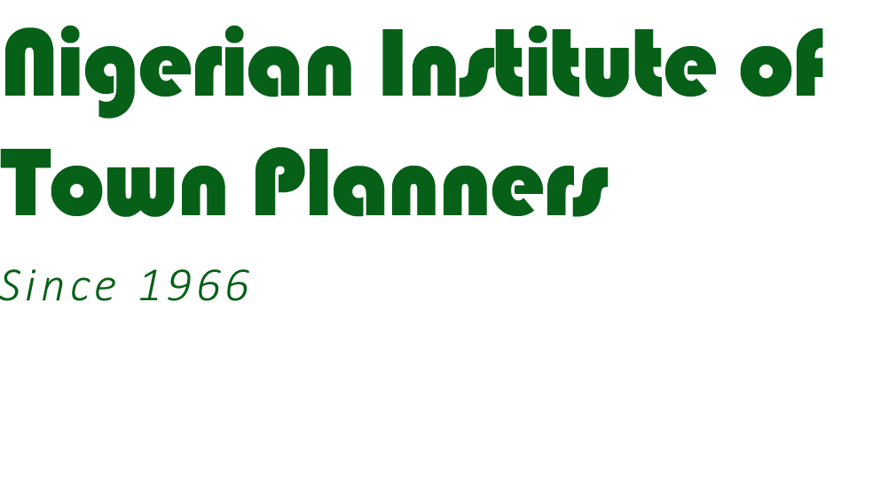 Nigerian Institute of Town Planners