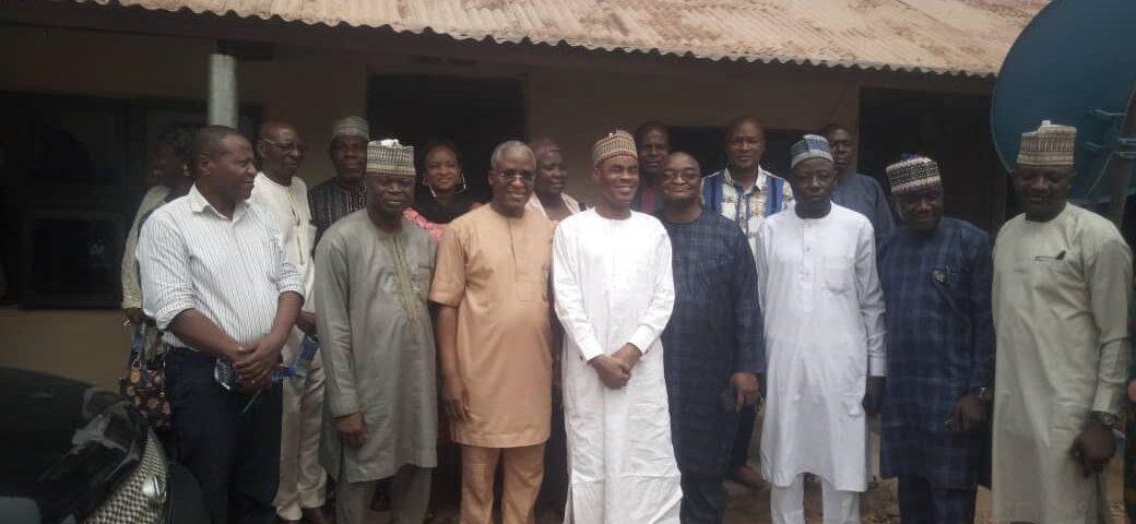 NITP President visits Kogi State_