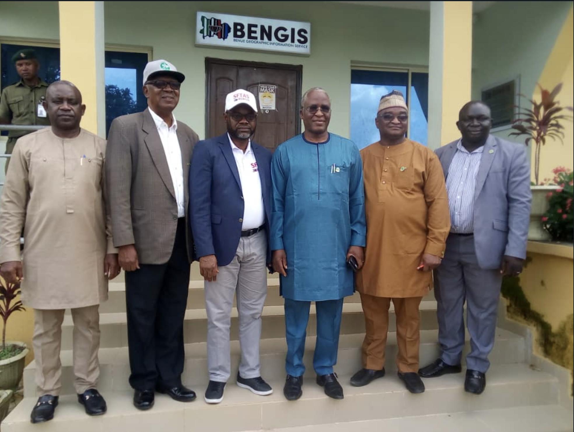 nitp president visit benue state
